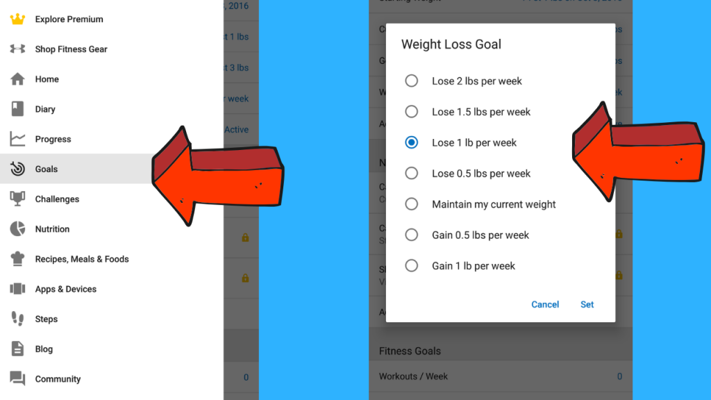 8 tips to get the most out of MyFitnessPal - DackAttack